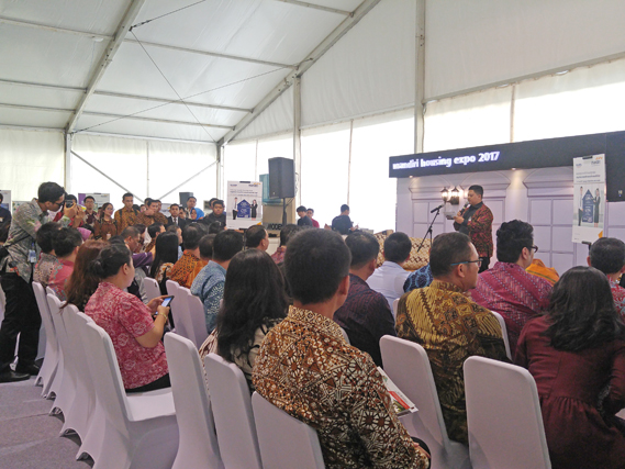 Citra Living Hadir di Mandiri Housing Expo 2017