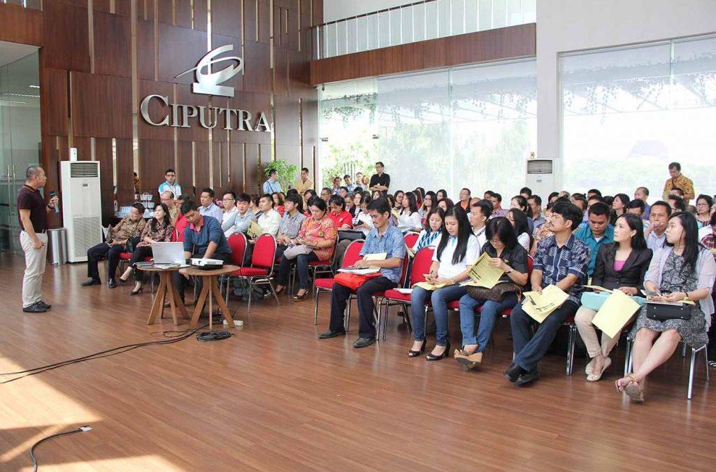 CitraGarden City Mengadakan Agent Gathering dalam Pemasaran Rumah Type Cressida