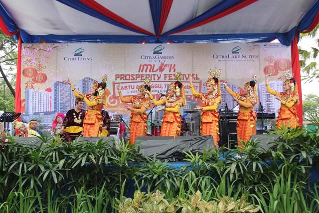 Imlek Prosperity Festival