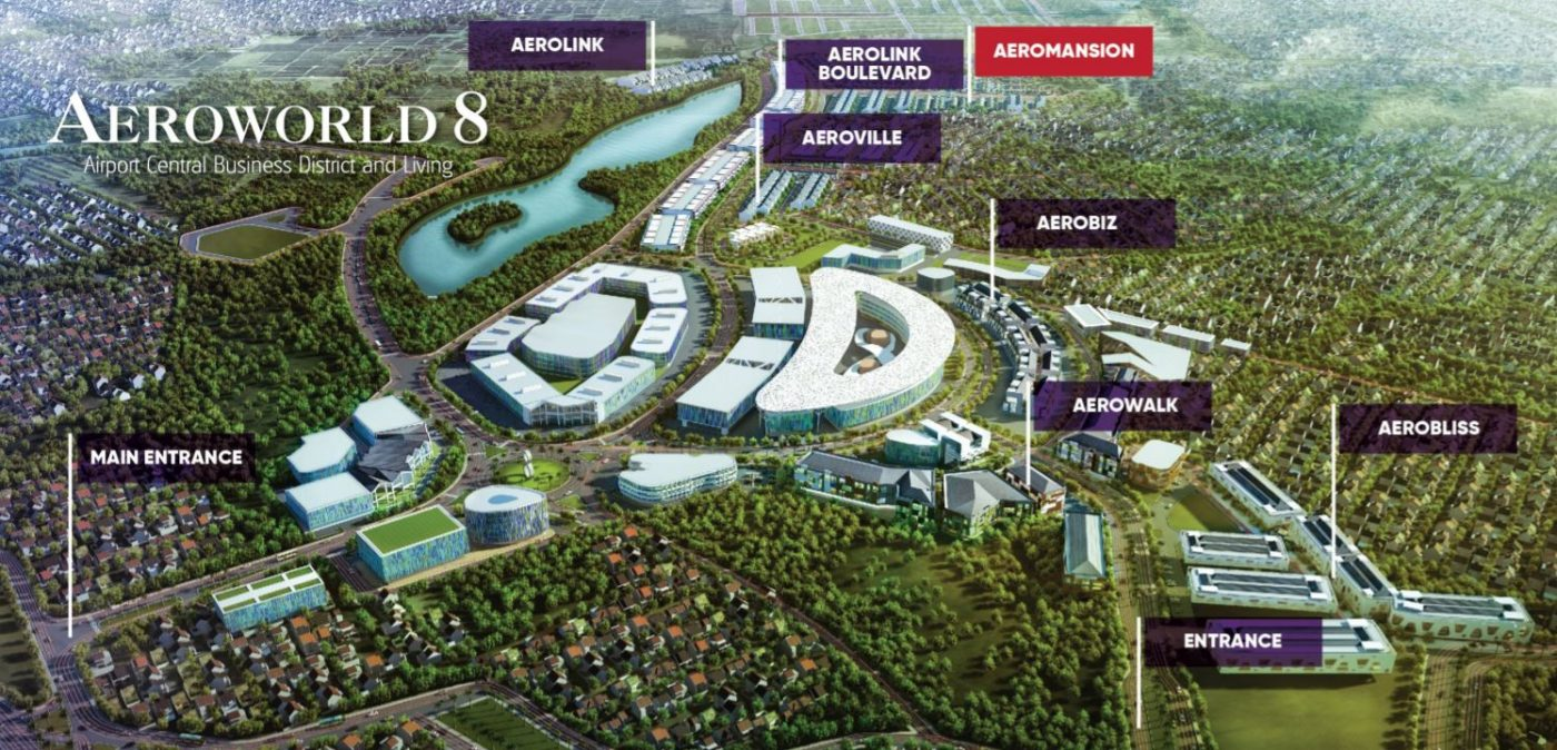 New Cressida 1 Aeroworld 8 Citragarden City Jakarta