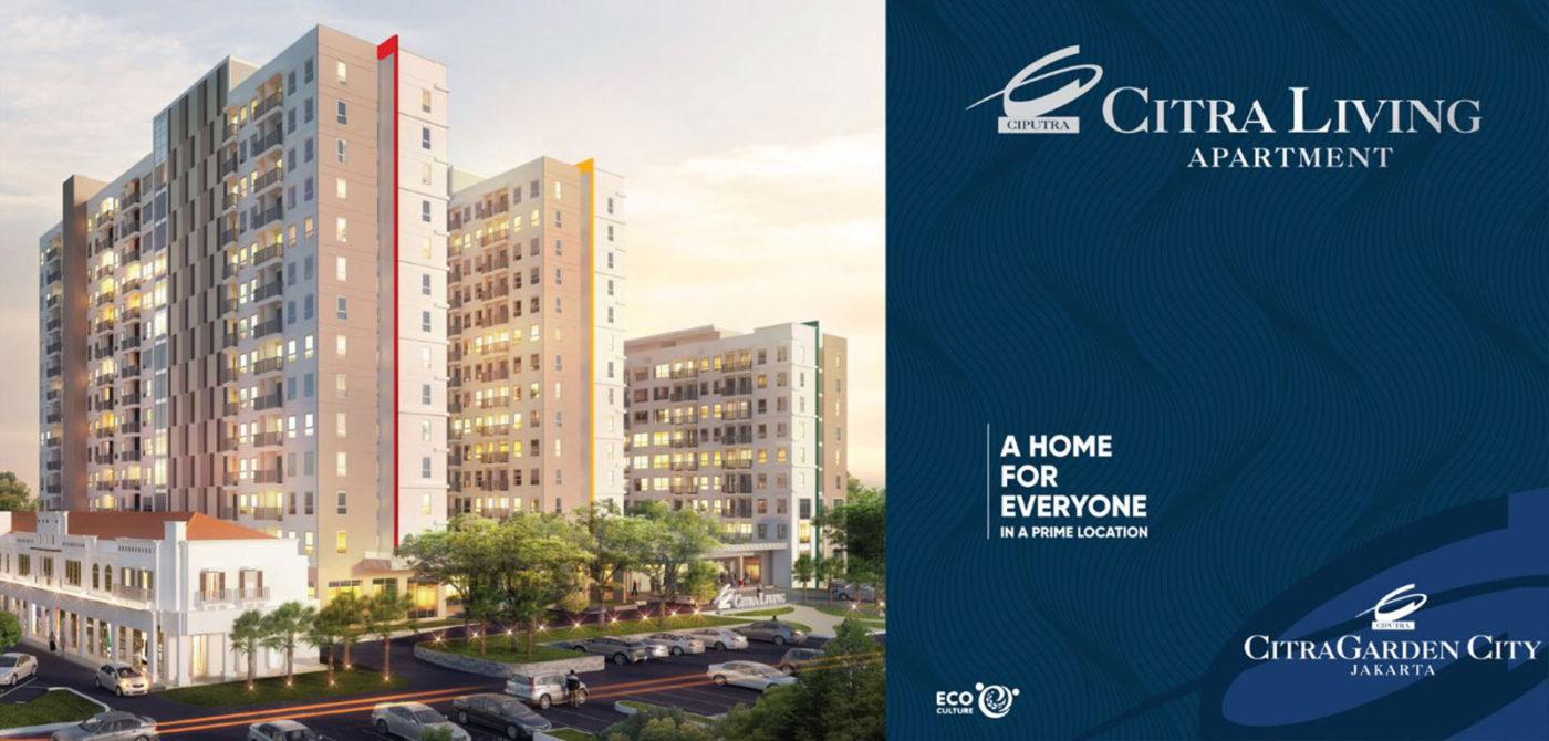 Citra Living Apartment Citragarden City Jakarta