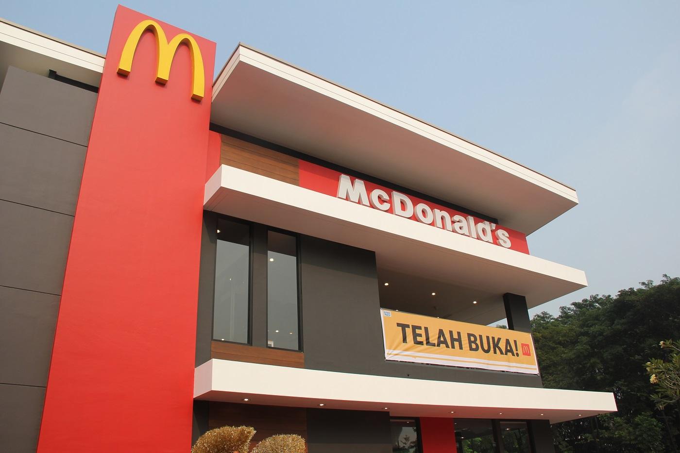 McDonald's Kini Hadir di Citra 7