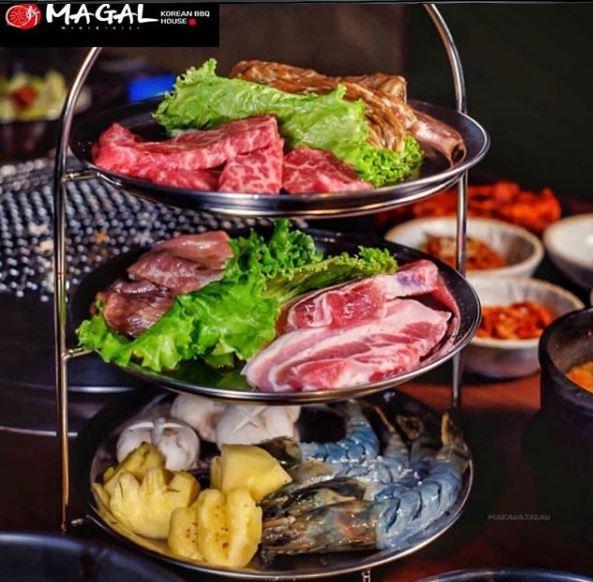 Opening Soon: Magal Korean BBQ