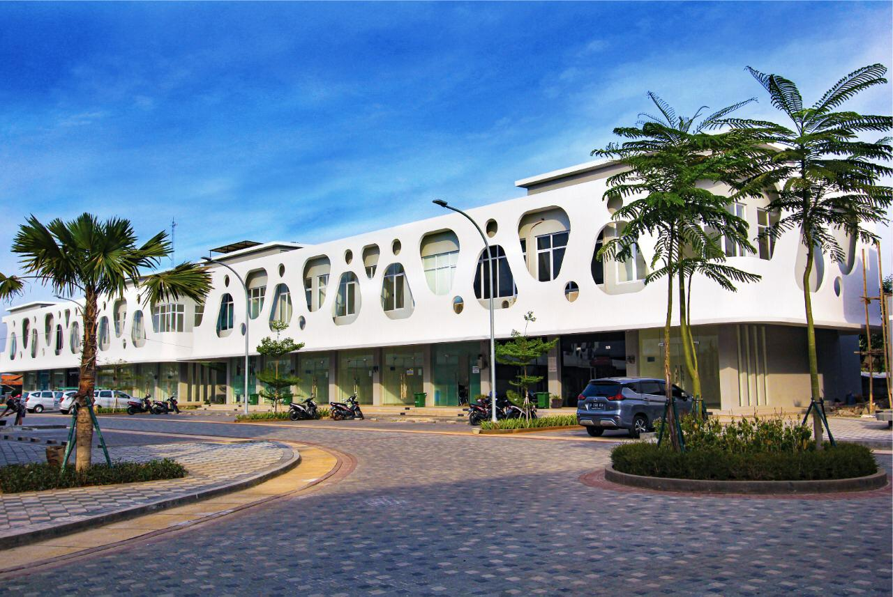 Rukan AeroBliss AeroWorld 8 Citra Garden City