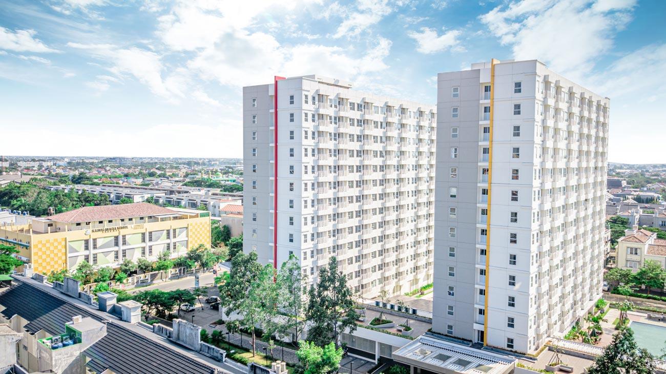 Apartment Tower Lotus -
